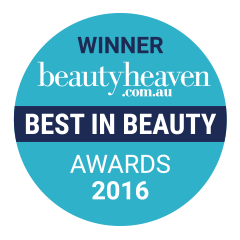 BeautyHeaven.com.au Best in Beauty 2016